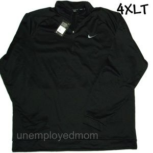 8e86d359 Nike Shirts | Quarter Zip Therma Training Pullover Big Tall | Poshmark